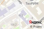 Схема проезда до компании Столяршшик в Москве