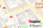 Схема проезда до компании Ключики в Москве
