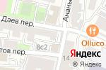 Схема проезда до компании Аудит Консалт XXI в Москве