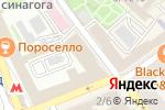 Схема проезда до компании О-Курьер в Москве