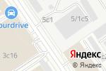Схема проезда до компании Авам-Авто в Москве