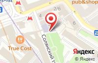 Схема проезда до компании Ассоциация Информационных Работников в Москве