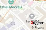 Схема проезда до компании Полиграф ПЛЮС в Москве