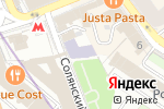 Схема проезда до компании Вопросы государственного и муниципального управления в Москве