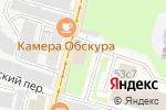 Схема проезда до компании Velesart в Москве