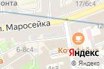 Схема проезда до компании Доктор Любви в Москве