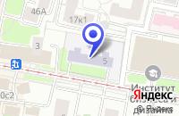 Схема проезда до компании АВТОШКОЛА БЕКАР в Москве