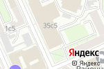 Схема проезда до компании NoPrint в Москве