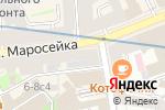 Схема проезда до компании IAMVAPE.PRO в Москве
