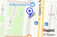 Схема проезда до компании ДОПОЛНИТЕЛЬНЫЙ ОФИС № 7811/01115 в Москве