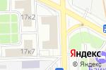 Схема проезда до компании Coffee Bean в Москве