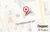Схема проезда до компании Дикси в Советске