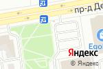 Схема проезда до компании Поли Граф в Москве