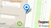 Компания Apiks.ru на карте