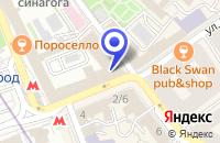 Схема проезда до компании ТФ ОФИСНЫЙ МИР в Москве