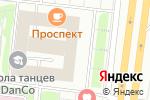 Схема проезда до компании БИЗНЕС-РЕШЕНИЯ в Москве