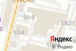 Схема проезда до компании Социум в Москве