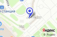 Схема проезда до компании ТСЦ КОЛЕСНИЧЕНКО Г.Э в Москве
