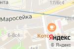 Схема проезда до компании Irbis в Москве