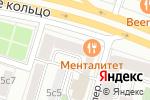 Схема проезда до компании Хлеб и Соль Германа Стерлигова в Москве
