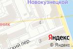Схема проезда до компании ЗАГС района Замоскворечье в Москве
