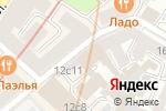 Схема проезда до компании Vcy.ru в Москве