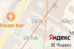 Схема проезда до компании Истра Holiday в Москве