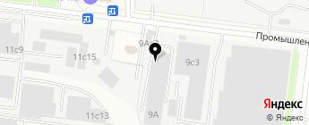 ТехноКам на карте Москвы