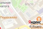 Схема проезда до компании Панаман в Москве