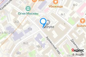 Сдается комната в четырехкомнатной квартире в Москве Армянский пер 7