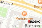 Схема проезда до компании Автовыкуп №1 в Москве
