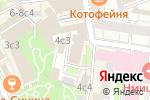 Схема проезда до компании Российское военно-историческое общество в Москве