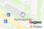 Схема проезда до компании Монтем в Москве