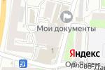 Схема проезда до компании Ориентпроф в Москве