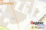 Схема проезда до компании Банк Финансовая корпорация Открытие в Москве