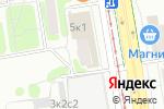 Схема проезда до компании Дом секонда в Москве