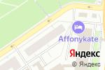Схема проезда до компании Адск Групп в Москве