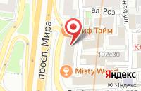 Схема проезда до компании Санэпидмедиа в Москве