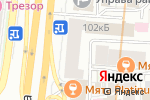 Схема проезда до компании Компания СК в Москве