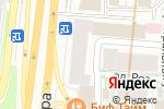 Схема проезда до компании Монолит в Москве
