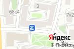 Схема проезда до компании Love in в Москве