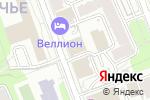 Схема проезда до компании Расчетно-Кредитный Банк в Москве