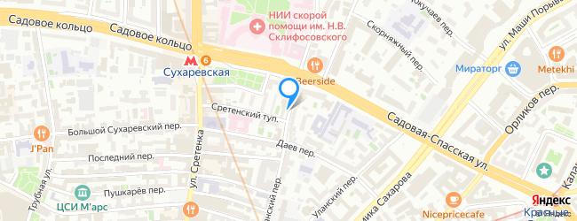 Ананьевский переулок