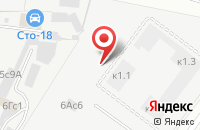 Схема проезда до компании Международный маркетинговый центр  в Москве