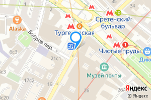 Сдается двухкомнатная квартира в Москве ул Мясницкая