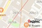 Схема проезда до компании Smart Place Розетка и кофе в Москве