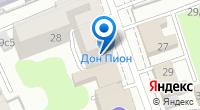 Компания Прикид на карте