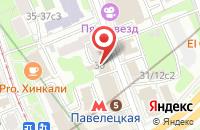Схема проезда до компании Спецстрой Мс в Москве