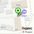Местоположение компании Строй-Универсал