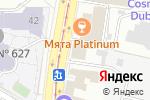 Схема проезда до компании InterStamp в Москве